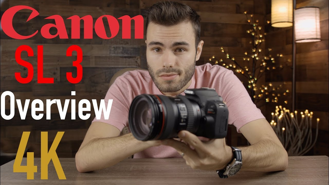 Canon Rebel SL3 Hands-on and Previews Roundup – CanonWatch