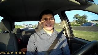 VIAGEM DE SÃO PAULO AO NORDESTE PELA BR 116, PARTE 01