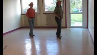 100% Texan - Country Line Dance