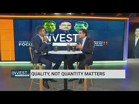 How To Invest...With Raamdeo Agrawal
