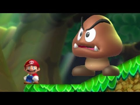 New Super Mario Bros. U - All Special Challenges
