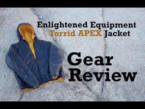 165f8dae0f3 Enlightened Equipment Torrid Apex Jacket Review - YouTube
