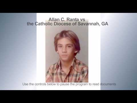 Allan C. Ranta vs The Catholic Diocese of Savannah, GA