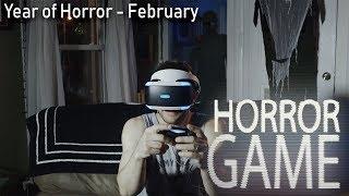 HORROR GAME - Short Film - Year of Horror 2018, February