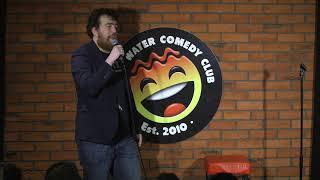 Jordan Ducharme LIVE at Hot Water Comedy Club