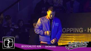 Boogaloo Kin Judge Showcase|Juste Debout China 2017