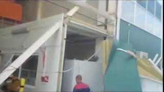 21. 06. 2018 г. взрыв пылевоздушной смеси ОАО «ФанДОК» в г. Бобруйске