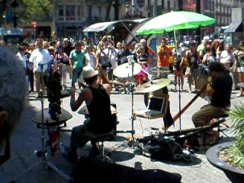 Minimal Acoustic Band - Barcelona, 19 de Julho de 2008