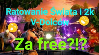 Noticias de Fortnite: Gratis Salvar el mundo y 2k V-bucks GRATIS!!