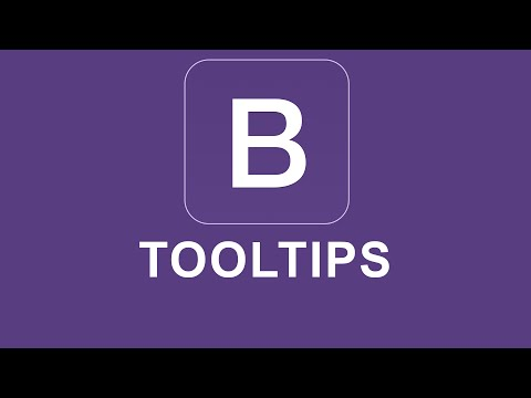 Bootstrap 4 Tutorial 48 - Tooltips thumbnail
