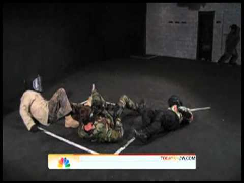 Close Quarters Defense® (CQD®) Video from the Today Show
