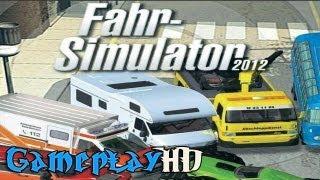 Driving Simulator 2012 Gameplay (PC/HD)
