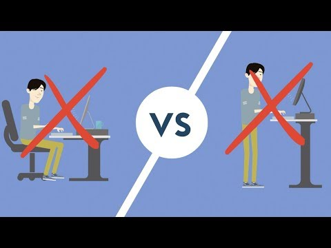 The TRUTH About STANDING DESKS by Med School Insiders