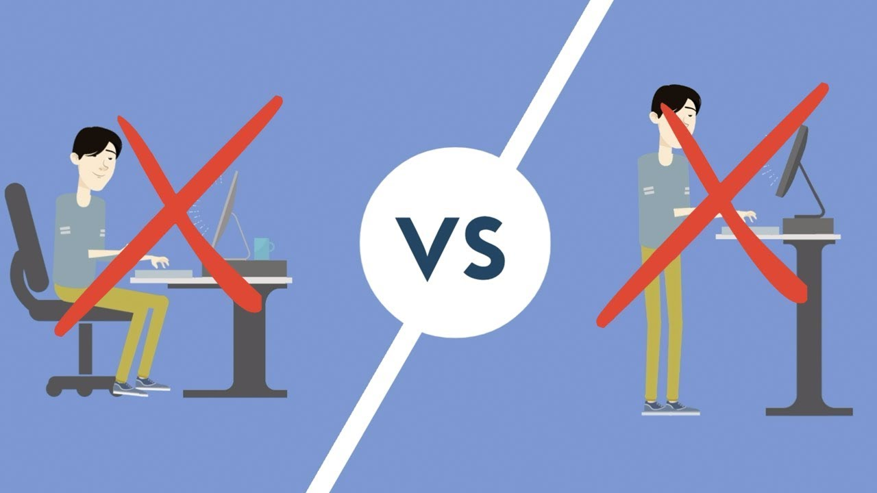 The Truth About Standing Desks [VIDEO]
