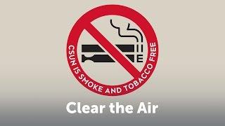CSUN Clear the Air