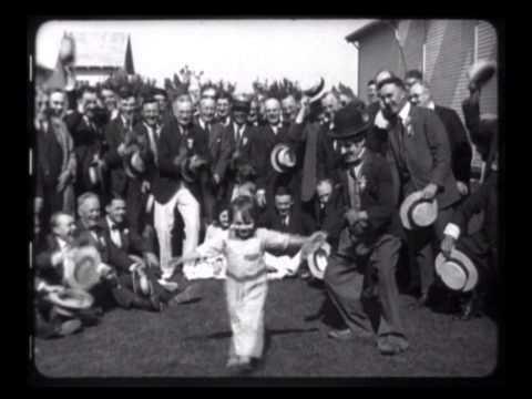 Jackie Coogan dances 1920