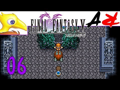 Final Fantasy V - Ep6 - Water Shrine (JRPG/Classic/Fantasy/Adventure)