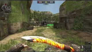 PB เล่นโหมดใหม่ กับมีด Fang Blade