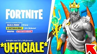"""""""OFFICIAL"""" SEASON 8 has been REVEALED by FORTNITE! Here's what 'SAEMENT - Goodbye planes, new skins"""
