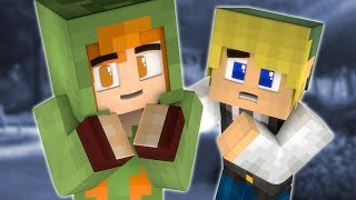 MY FRIEND IS A CREEPER! Hope's Peak High [Ep.29 Minecraft Roleplay]