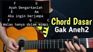 Download lagu Kunci Gitar AYAH - Peterpan | Rinto Harahap ( By GE Mahendra )
