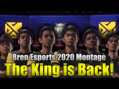 Mobile Legends - BREN ESPORTS IS BACK ON TOP! BREN ESPORTS 2020 MONTAGE!