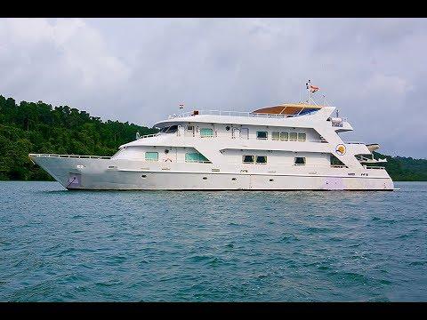 Superyacht Luxury Cruise-Diver 2012 130'