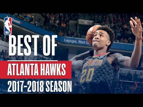 Best of Atlanta Hawks | 2017-2018 NBA Season