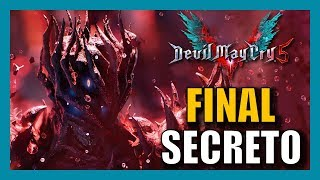 FINAL SECRETO DO DEVIL MAY CRY 5