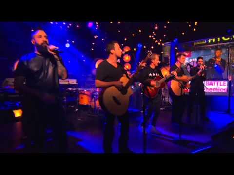 Backstreet Boys en VH1 Big Morning Buzz Live  - Quit Playing Games - 18 Diciembre 2013