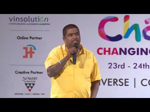 Sandeep Bacche at ChaT Youth Summit Jaipur