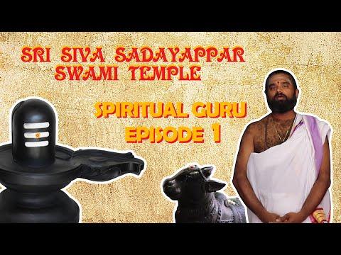 Spiritual Guru | Episode -1 | Sri Shiva Sadaiyappar Siddhar Temple | The NewsDeck Show