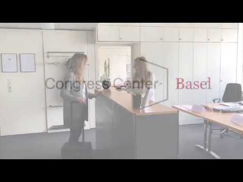 How to get from the EuroAirport to the Congress Center Basel