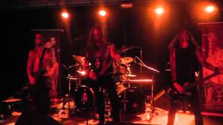 Goat Torment - The Domineering Profane + Bestial Command Live @ Minus One, Ghent, BE (07/11/2015)