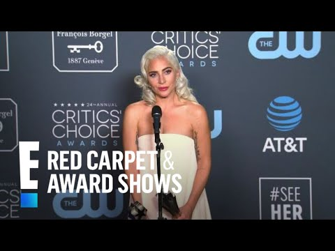 Lady Gaga Reveals How She Stays Grounded  E Red Carpet & Award Shows
