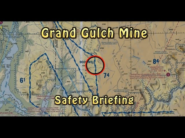 Grand Gulch Mine Safety Briefing