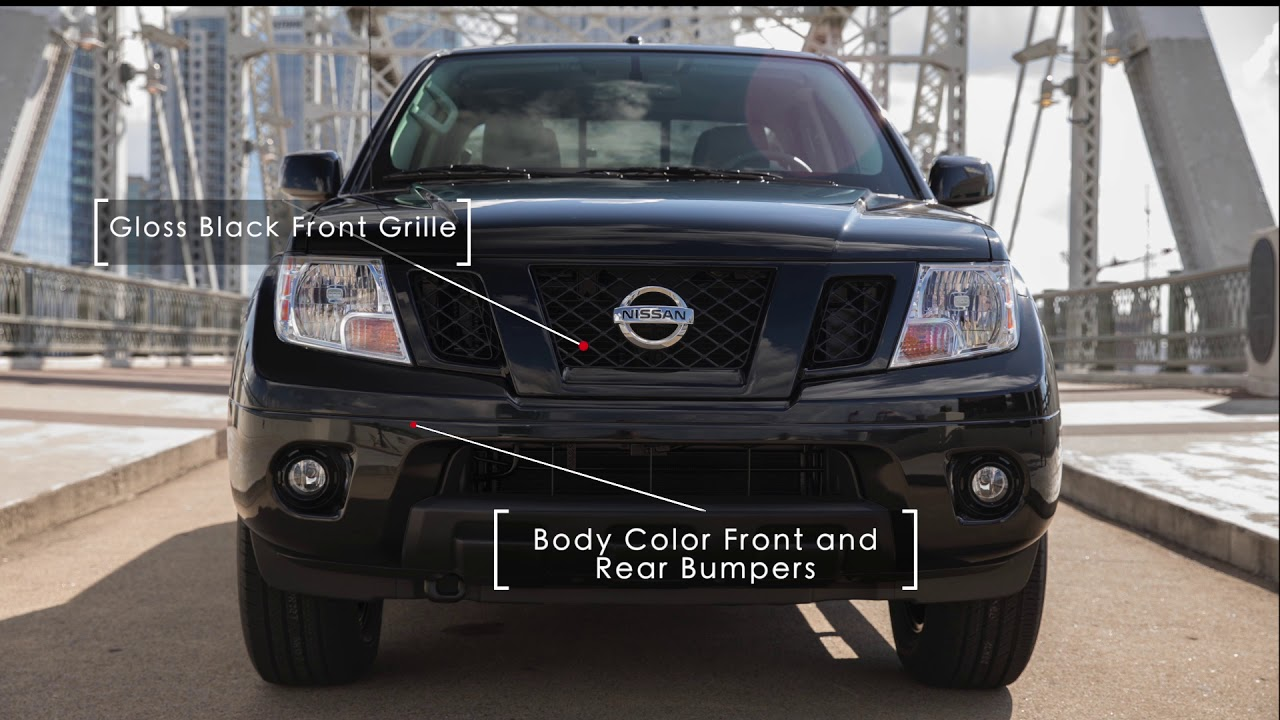 2018 nissan lineup.  lineup 2018 nissan frontier midnight edition intended nissan lineup