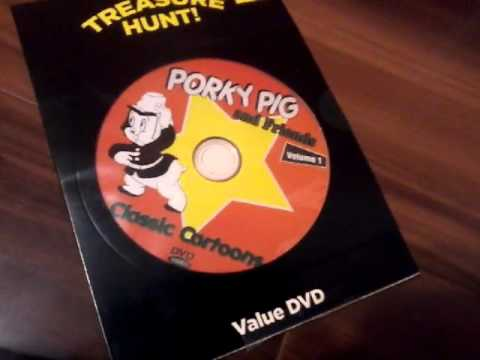 Porky Pig & Friends Volume 1 Classic Cartoons Dvd