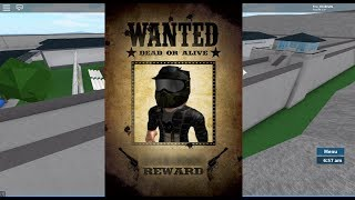 "Roblox Prison life: ""Most Wanted"" Last Kill Compilation"