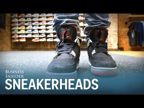 Meet the sneakerheads driving the massive $1 billion resale market