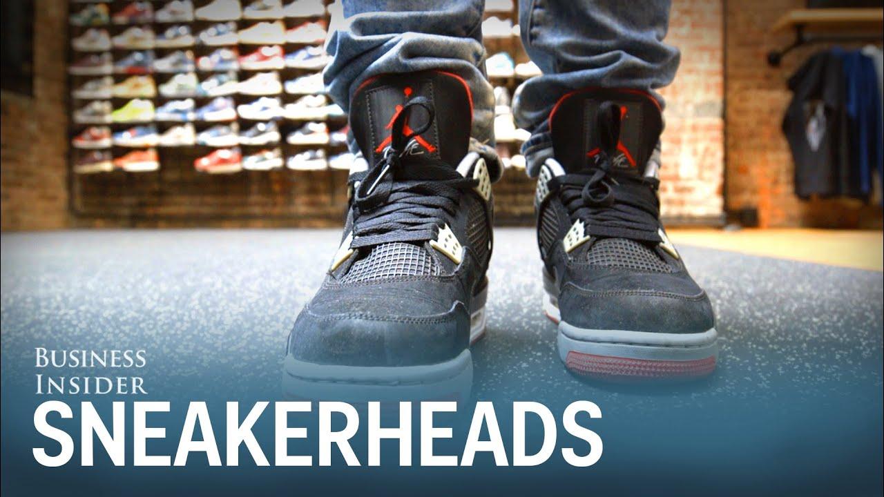 598577eefb1 Meet the sneakerheads driving the massive  1 billion resale market ...