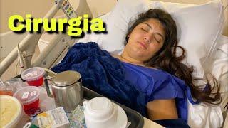 DIA DA CIRURGIA- vlog lipo escultura + abdominoplastia
