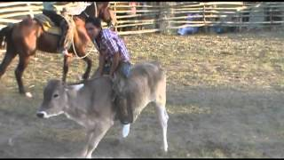 Jaripeo Ranchero - Tepetate 2013