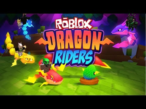 The FGN Crew Plays: ROBLOX - Dragon Riders Again (PC)