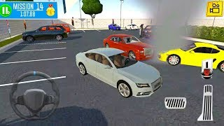 Roundabout 2 A Real City Driving Parking Sim #2 - Android Gameplay FHD