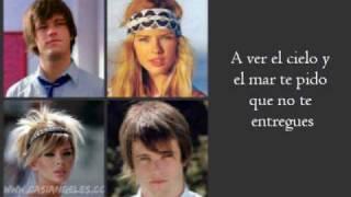 Cambiar de aire - Maria Eugenia Suarez & Benjamin Amadeo (Casi Angeles) con letra