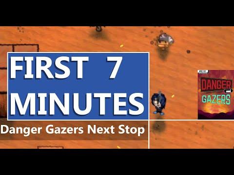FIRST LOOK | Danger Gazers Next Stop | HD GAMEPLAY |