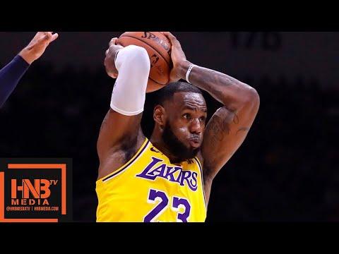 Los Angeles Lakers vs Denver Nuggets 1st Half Highlights | 30.09.2018, NBA Preseason