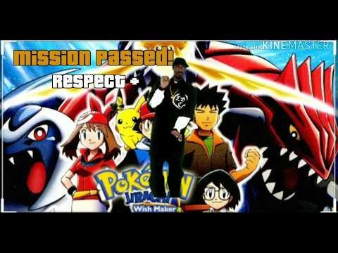 Opening Dvd Guide To Pokemon Jirachi Wish Maker Youtube