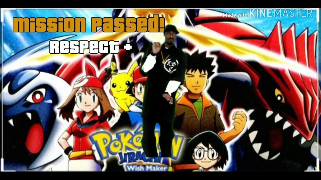 Pokemon Movie In Hindi Jirachi Ka Wonder Full Movie Official